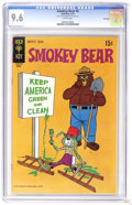 Bronze Age (1970-1979):Cartoon Character, Smokey Bear #5 File Copy (Gold Key, 1971) CGC NM+ 9.6 White pages.Highest CGC grade for this issue. Overstreet 2006 NM- 9.2...