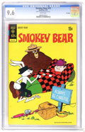 Bronze Age (1970-1979):Cartoon Character, Smokey Bear #13 File Copy (Gold Key, 1973) CGC NM+ 9.6 White pages.Overstreet 2006 NM- 9.2 value = $12. CGC census 6/06: 1 ...
