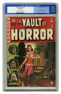 Golden Age (1938-1955):Horror, Vault of Horror #23 (EC, 1952) CGC VF+ 8.5 Cream to off-whitepages. Used in Parade of Pleasure. Johnny Craig cover. Jac...
