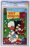 Bronze Age (1970-1979):Cartoon Character, Walt Disney's Comics and Stories #355 File Copy (Gold Key, 1970)CGC NM 9.4 Off-white to white pages. Pete Alvarado and Paul...