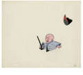 Animation Art:Production Cel, Mr. Magoo Animation Production Cel and Drawing Original Art(undated). The lovable old coot, Mr. Magoo, wears his baseball s...(Total: 2 Items)