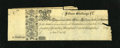 Colonial Notes:Maryland, Maryland 1733 15s New. This remainder is from Maryland's first issue of paper money. This issue almost always shows itself o...