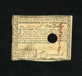 Colonial Notes:Massachusetts, Massachusetts May 5, 1780 $1 Extremely Fine, HOC. Here is a brightnote with a hole-out-cancel that has also produced an app...