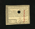 Colonial Notes:Massachusetts, Massachusetts May 5, 1780 $3 Choice New, HOC. Great signatures arefound on this note with the stamped red interest statemen...