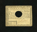 Colonial Notes:New Hampshire, New Hampshire April 29, 1780 $5 Very Fine, HOC. An approximatequarter inch tear is noticed at bottom center of this elusive...