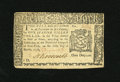Colonial Notes:New York, New York March 5, 1776 $1 About New. A center fold is found on thisscarce note that reveals five adhesive spots from an old...