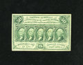 Fractional Currency:First Issue, Fr. 1312 50c First Issue Choice About New. A couple of light bends that do not break the paper are all that keep this broadl...