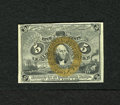 Fractional Currency:Second Issue, Fr. 1232 5¢ Second Issue Extremely Fine-About New....