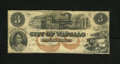 Obsoletes By State:Iowa, Wapello, IA- City of Wapello $3 July 20, 1857. This is only thesecond time that we have handled this denomination from this...