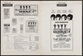 "Movie Posters:Rock and Roll, Help! (United Artists, 1965). Uncut Pressbook (16 Pages, 13"" X18""). Rock and Roll.. ..."