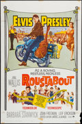 """Movie Posters:Elvis Presley, Roustabout & Other Lot (Paramount, 1964). One Sheet (27"""" X 41"""")& Heralds (9) (9"""" X 17""""). Elvis Presley.. ... (Total: 10 Items)"""