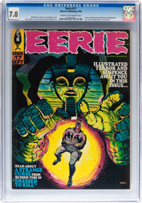 Eerie #17 (Warren, 1968) CGC FN/VF 7.0 Cream to off-white pages