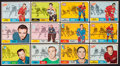 Hockey Cards:Sets, 1968 O-Pee-Chee Hockey Partial First Series (88/132). ...