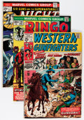 Bronze Age (1970-1979):Western, Marvel Bronze Age Western Comics Box Lot (Marvel, 1970s) Condition: Average GD/VG....