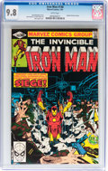 Modern Age (1980-Present):Superhero, Iron Man #148 (Marvel, 1981) CGC NM/MT 9.8 White pages....