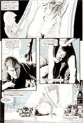 Original Comic Art:Panel Pages, Al Williamson and Dan Green Blade Runner #2 Page 19 OriginalArt (Marvel, 1982)....