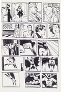 Original Comic Art:Sketches, Alex Toth Sketch (including Batman) Original Art Group (undated).... (Total: 4 Items)