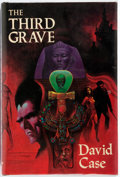 Books:Horror & Supernatural, David Case. The Third Grave. Arkham House, 1981. Firstedition. Drawings by Stephen E. Fabian. Publisher's orig...