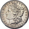 Morgan Dollars, 1893-S $1 -- Improperly Cleaned -- NGC Details. XF....