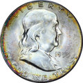 Franklin Half Dollars, 1953-S 50C MS67 PCGS....