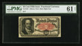 Fractional Currency:Fifth Issue, Fr. 1381 50¢ Fifth Issue PMG Uncirculated 61 EPQ.. ...