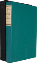 Books:Literature 1900-up, [Mark Twain]. Dixon Wecter, editor. The Love Letters of MarkTwain. New York: Harper & Brothers, 1949. First edi...