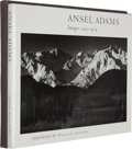 Books:Photography, Ansel Adams. Images. 1923-1974. Foreword by Wallace Stegner. Boston: New York Graphic Society, [1974]. First edi...
