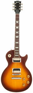 Musical Instruments:Electric Guitars, 1999 Gibson Les Paul Standard Limited Edition Sunburst Solid Body Electric Guitar, Serial # 91679317. ...