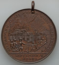 "Betts Medals, Copy Dies (Circa 1810-1840) ""1756"" Kittanning Destroyed Medal MS64Bronze Uncertified. Type of Betts-400, Julian-MI-33. Bron..."