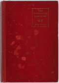 Books:Horror & Supernatural, Paul Busson. The Man Who Was Born Again. John Day Company, 1927. First edition. Publisher's original cloth. Form...