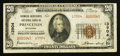 National Bank Notes:Wisconsin, Princeton, WI - $20 1929 Ty. 2 Farmers-Merchants NB Ch. # 13904. ...