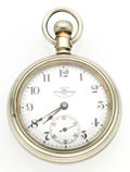 Timepieces:Pocket (post 1900), Ball Official Rail Road Standard 17 Jewel Series 999 Pocket Watch. ...