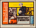 "Movie Posters:Crime, Portrait of a Mobster (Warner Brothers, 1961). Half Sheet (22"" X 28""). Crime.. ..."