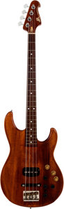 Musical Instruments:Bass Guitars, 1979 Roland GR-33B Natural Synthesizer Bass Guitar, Serial # K825206....