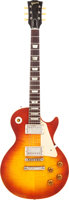 Featured item image of 1960 Gibson Les Paul Standard Solid Body Electric Guitar, Serial # 0 1490....