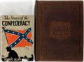 Books:Americana & American History, [American Civil War]. Group of Two Illustrated Books on theAmerican Civil War. Includes Robert Selph Henry. The Sto...(Total: 2 Items)