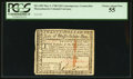 Colonial Notes:Massachusetts, Massachusetts Contemporary Counterfeit May 5, 1780 $20 PCGS ChoiceAbout New 55.. ...