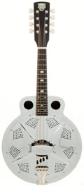 Musical Instruments:Banjos, Mandolins, & Ukes, 1976 Dobro Safari Resonator Mandolin, Serial # 170....