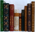 Books:Literature 1900-up, Group of Nine Books of English and American Poetry. Variouspublishers, primarily twentieth century. Various editions, inclu...(Total: 9 Items)