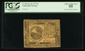Colonial Notes:Continental Congress Issues, Continental Currency February 26, 1777 $6 PCGS Choice About New55.. ...