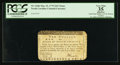Colonial Notes:North Carolina, North Carolina May 15, 1779 $10 Virtue Excels Riches PCGS ApparentVery Fine 35.. ...