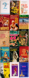 Books:Fiction, Group of Fifteen Human Sexuality Paperbacks. Various publishers,circa 1960s and 1970s. Various editions. Small octavos. Pub...(Total: 15 Items)