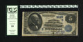 National Bank Notes:Kentucky, Louisville, KY - $5 1882 Date Back Fr. 537 The Southern NB Ch. #(S)5195. This piece, showing good color and signatures ...
