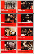 "Movie Posters:War, Hitler: The Last Ten Days (Paramount, 1973). Lobby Card Set of 8(11"" X 14""). War.. ... (Total: 8 Items)"