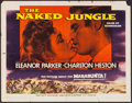 "Movie Posters:Adventure, The Naked Jungle & Others Lot (Paramount, 1954). Half Sheets(3) (22"" X 28""). Adventure.. ... (Total: 3 Items)"