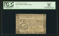 Colonial Notes:South Carolina, South Carolina December 23, 1776 $5 PCGS Apparent About New 50.....
