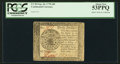 Colonial Notes:Continental Congress Issues, Continental Currency September 26, 1778 $40 PCGS About New 53PPQ.....
