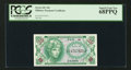 Military Payment Certificates:Series 641, Series 641 10 Cents PCGS Superb Gem New 68PPQ.. ...