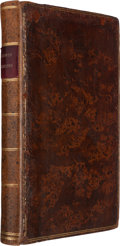 Books:Biography & Memoir, [Mary Wollstonecraft, subject]. William Godwin. Memoirs of theAuthor of A Vindication of the Rights of Woman. Londo...