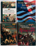 Books:Americana & American History, Group of Four Late Twentieth Century Illustrated Books of AmericanHistory. Various publishers and dates. Various editions. ...(Total: 4 Items)